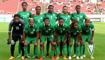 Falcons move up to 34, remain Africa's no. 1