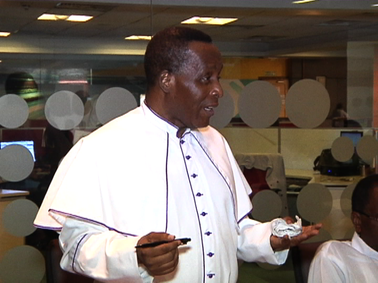 C&S Movement leader visits CBS, seeks Peace in Southern Kaduna