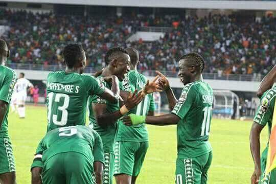 Zambia to play S'Africa in U20 AFCON Semi-final