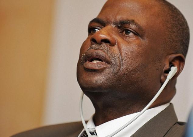 FFIA bans Amos Adamu for two years
