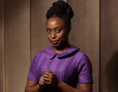 Chimamanda-Adichie makes list of 50 greatest world leaders