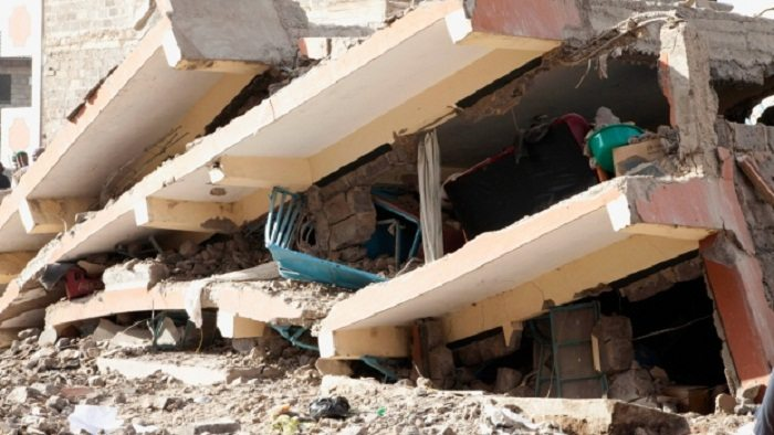 Expert blames quackery for building collapse