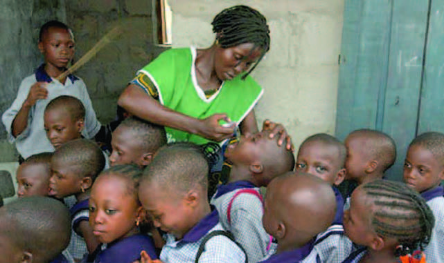 Oyo to immunize three millon Children against  Poliomyelitis, Tetanus Toxoid