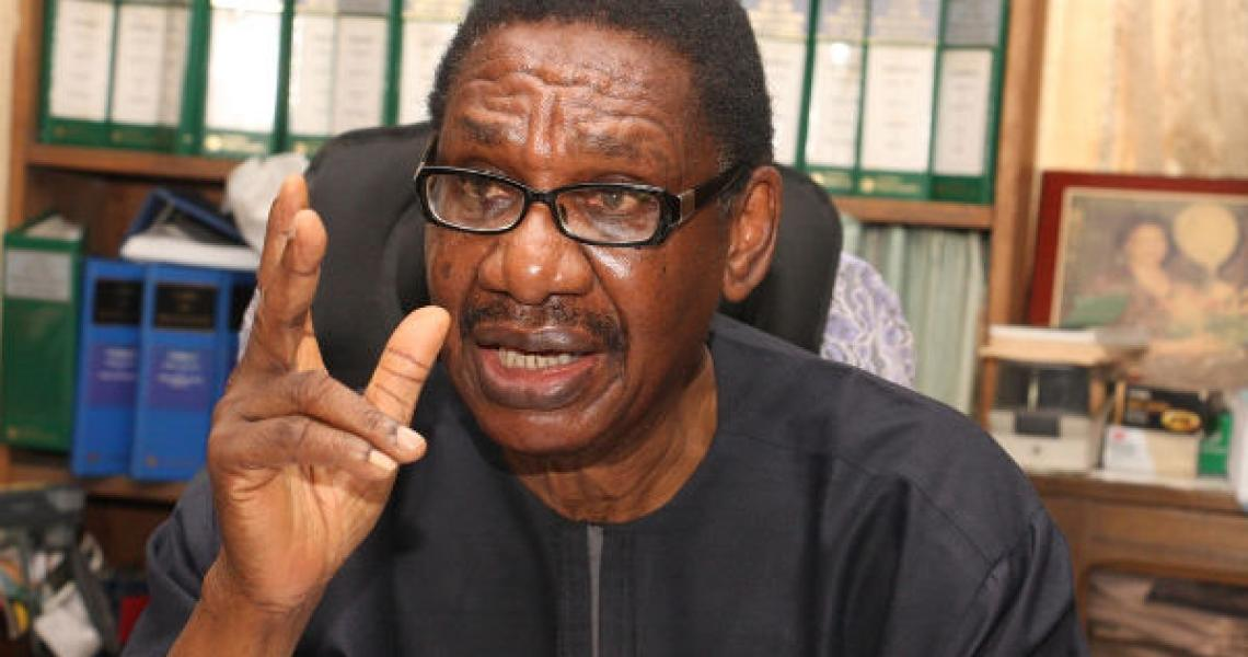 Sagay says presidency will not be forced to replace Magu