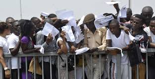 Number of unemployed Nigerians increase by 3.3million to 20.9million – NBS