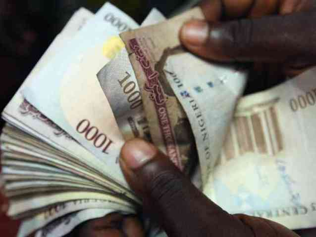 Naira gains in all foreign currencies