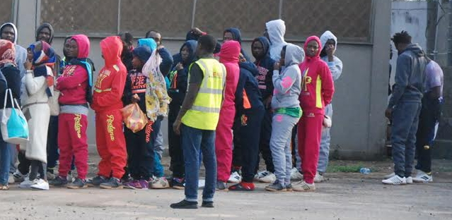 Another batch of 171 Nigerians return from Libya