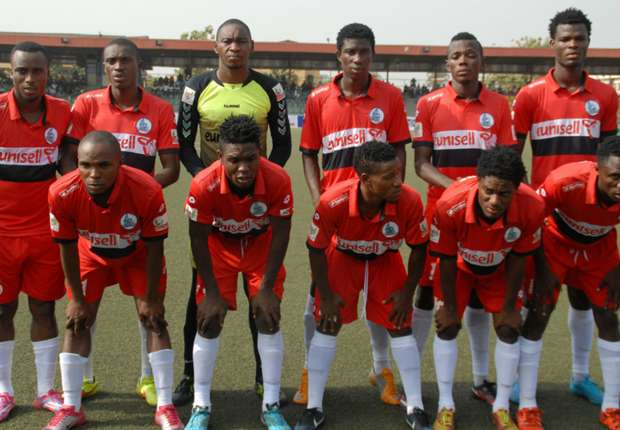 Rivers United out of CAF Champions League