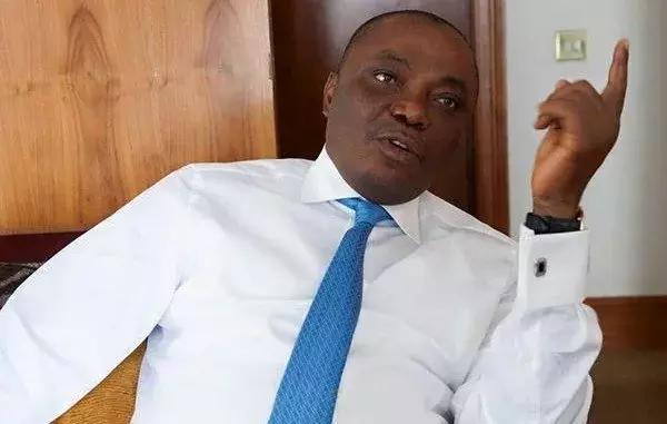 Senator Nwaoboshi accuses EFCC of discrediting him