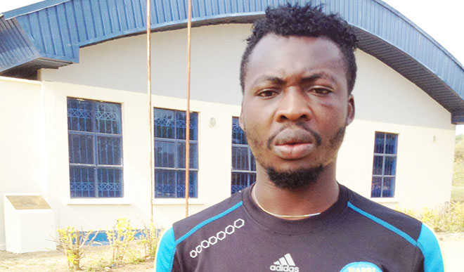 Enyimba sign Ichull from Nasarawa United