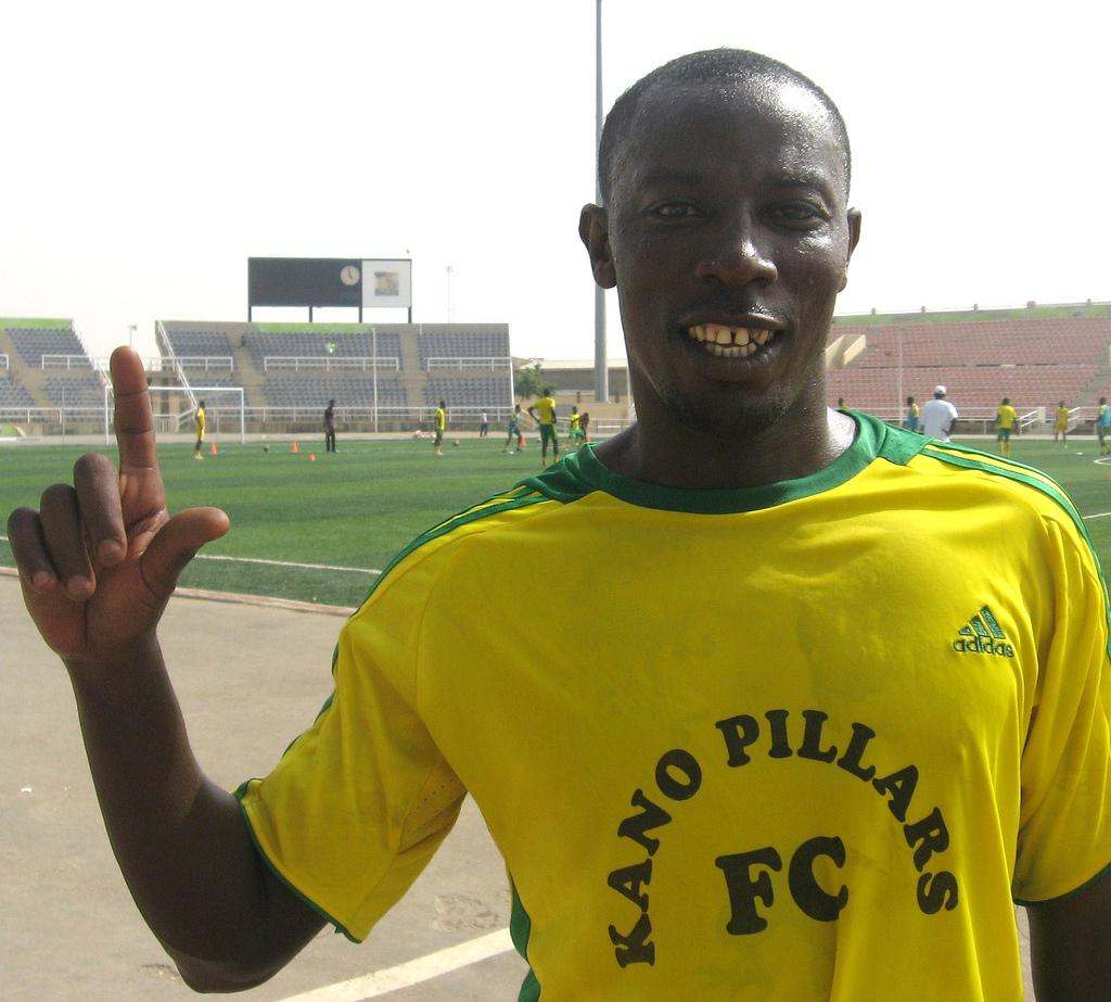 Kano Pillars appoint Yaro Yaro as coach