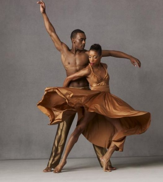 Dancer, lovers of dance commemorate day