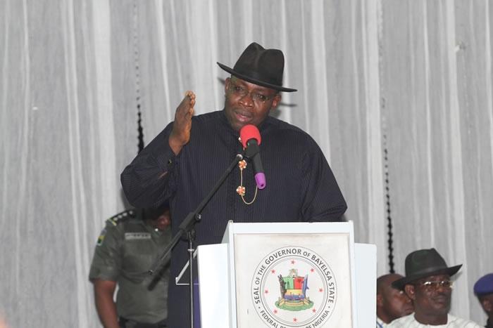 Easter: Bayelsa governor highlights theme of sacrifice