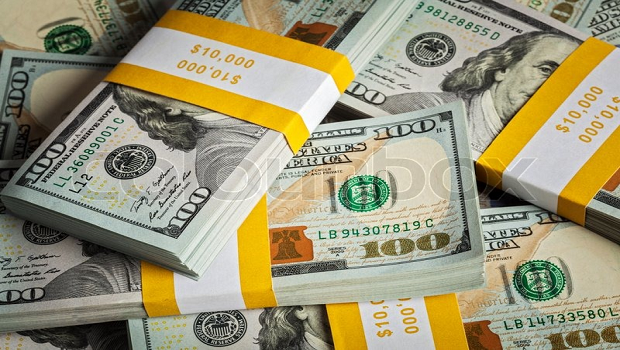Naira firms up against dollar