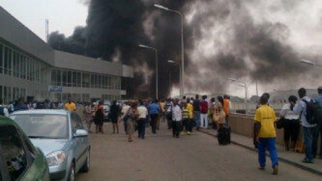 Fire outbreak at MMIA Lagos caused by power surge – FAAN