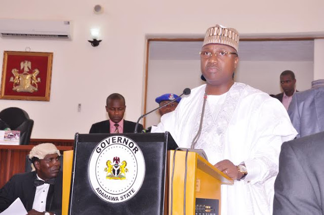 Adamawa APC endorses Governor Bindow for second term