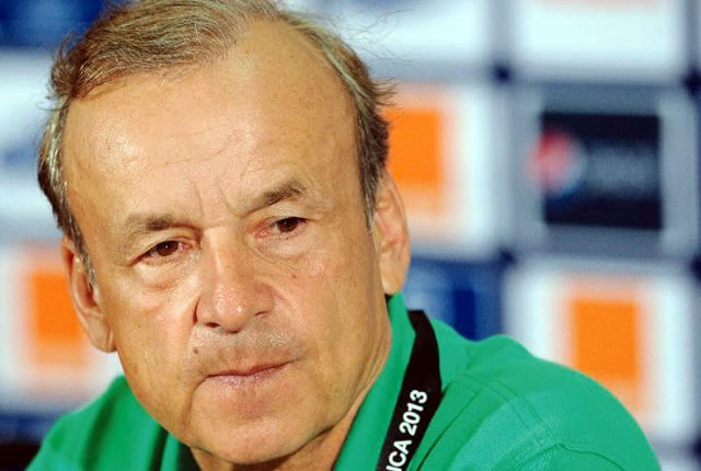 Gernot Rohr denies being owed any salary