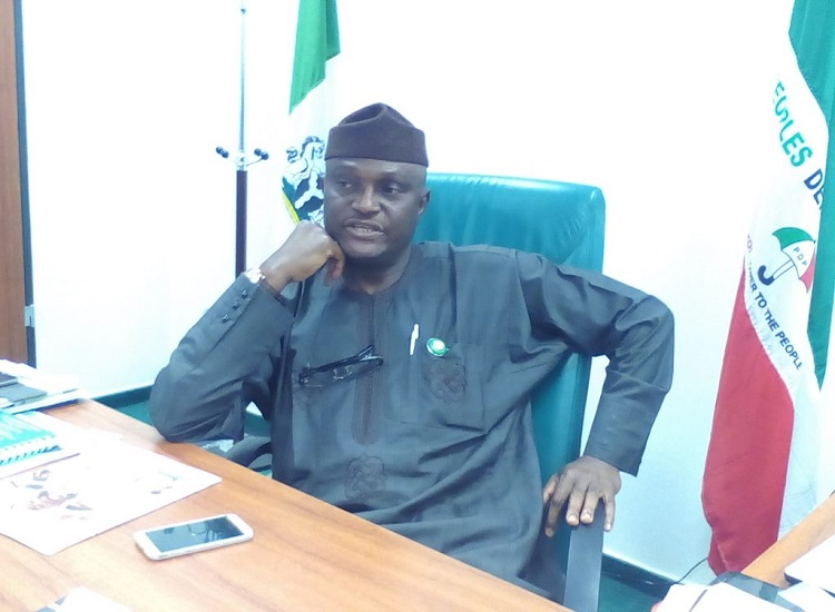 Ondo Reps. member flays anti-graft war