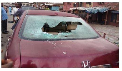 Rampaging hoodlums injure many in Lagos