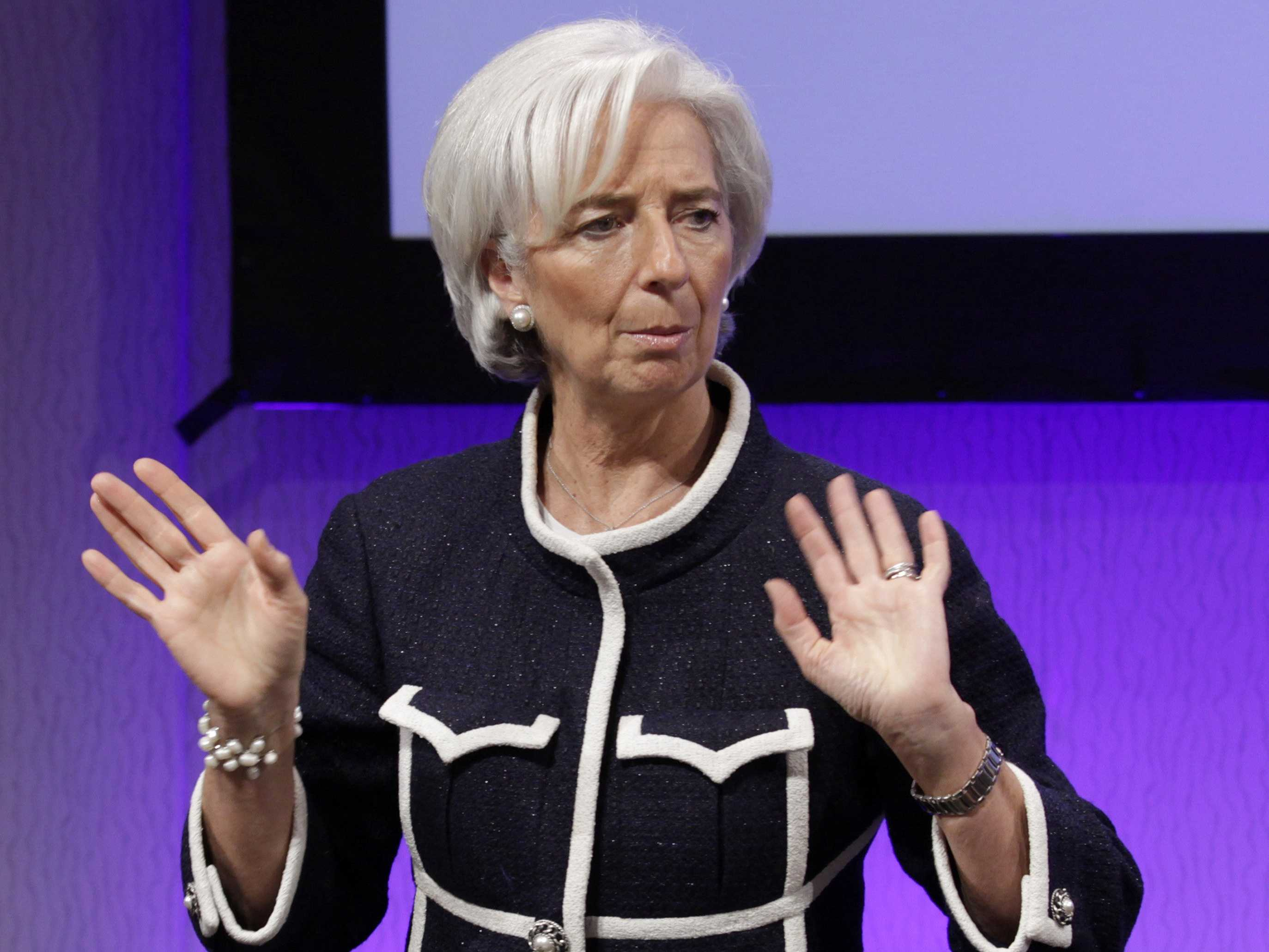 IMF warns against China's growing credit system