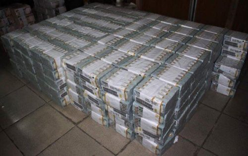 Court orders temporary forfeiture of $43m found by EFCC to FG