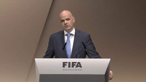 FIFA : Africa To Get 9 World Cup Places