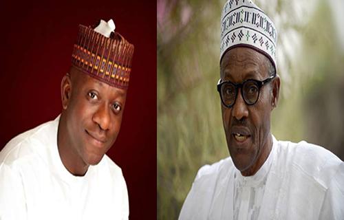 Call for resignation : Jibrin apologises to Buhari
