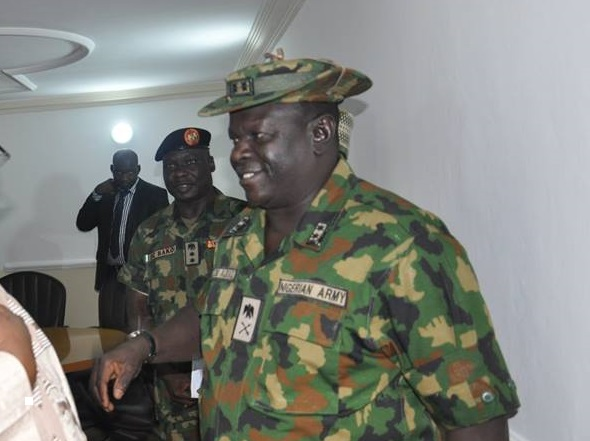 Army generals escape death in Borno