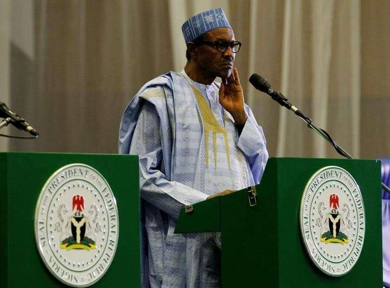 Easter : Buhari calls for peace among Nigerians