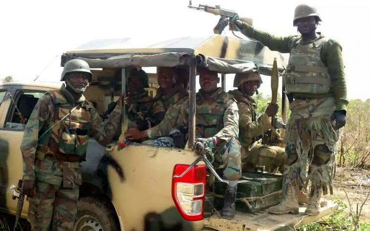 Boko Haram top member surrenders to Nigerian Army in Borno
