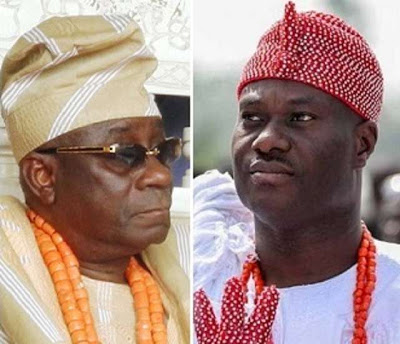 The palace of Ooni will NOT invoke the wrath of ancestors on Oba of Lagos – Ooni of Ife