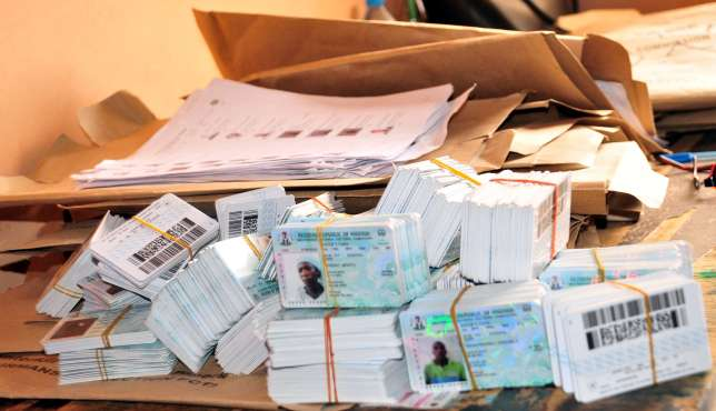INEC begins PVCs distribution in Lagos April 29