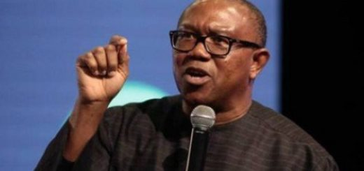 Peter Obi calls for release of IPOB leader, Nnamdi Kanu