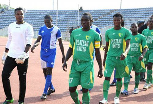 Plateau Utd beef up team with six players
