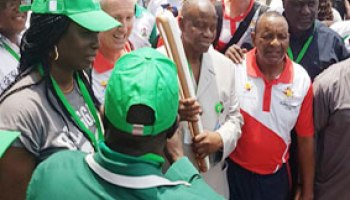 Ambode to receive Queen's baton in Alausa