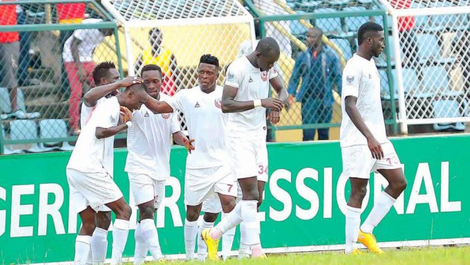 Zesco United hold Rangers to 2-2 draw in Enugu