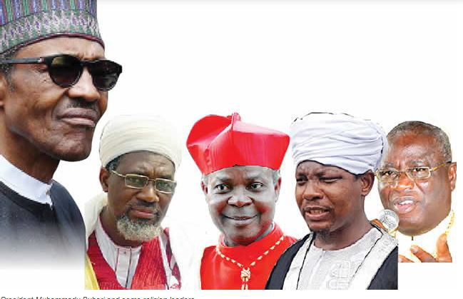 Group urges spiritual leaders to promote unity
