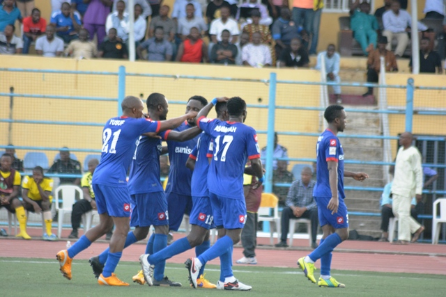 Rivers Utd beat Rayon Sports 2-0 in P/Harcourt