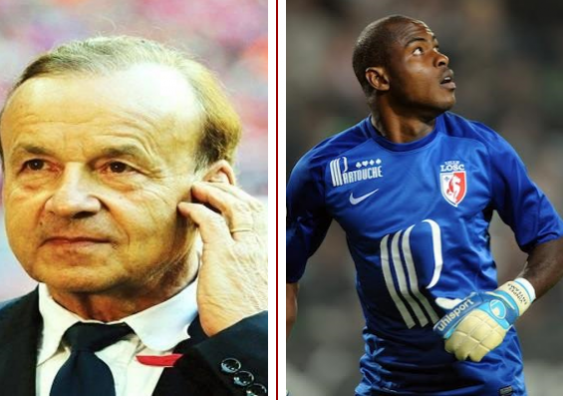 Feel free to invite Enyeama, NFF tells Rohr