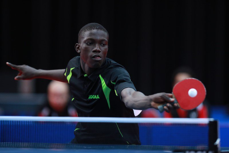2017 ITTF: Nigeria missing as Egypt dominates seeding list