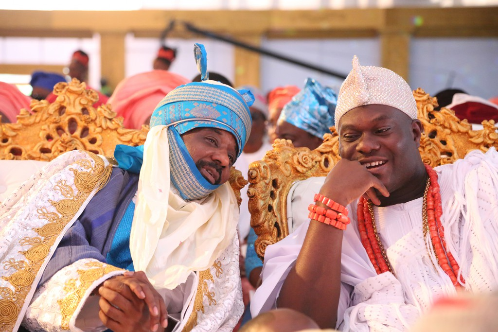 Ife crisis: Emir of Kano, Ooni of Ife call for peaceful co-existence