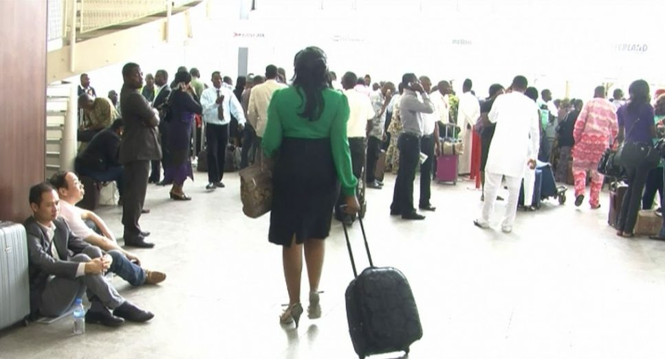 Aggrieved passengers cripple Air Peace operations in Lagos, Abuja, Calabar