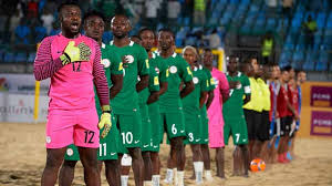 Super sand Eagles ready for Italy test