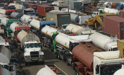 Tanker drivers begin nationwide indefinite strike