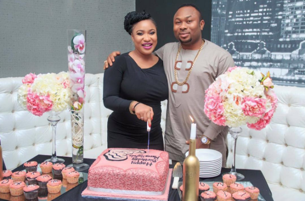 Tonto Dikeh claims estranged Hubby offered  journalist N3m