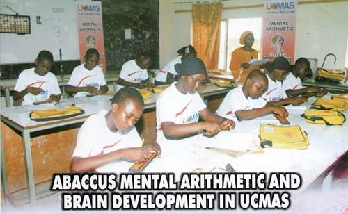UCMAS trains students on speed, accuracy in arithmetic