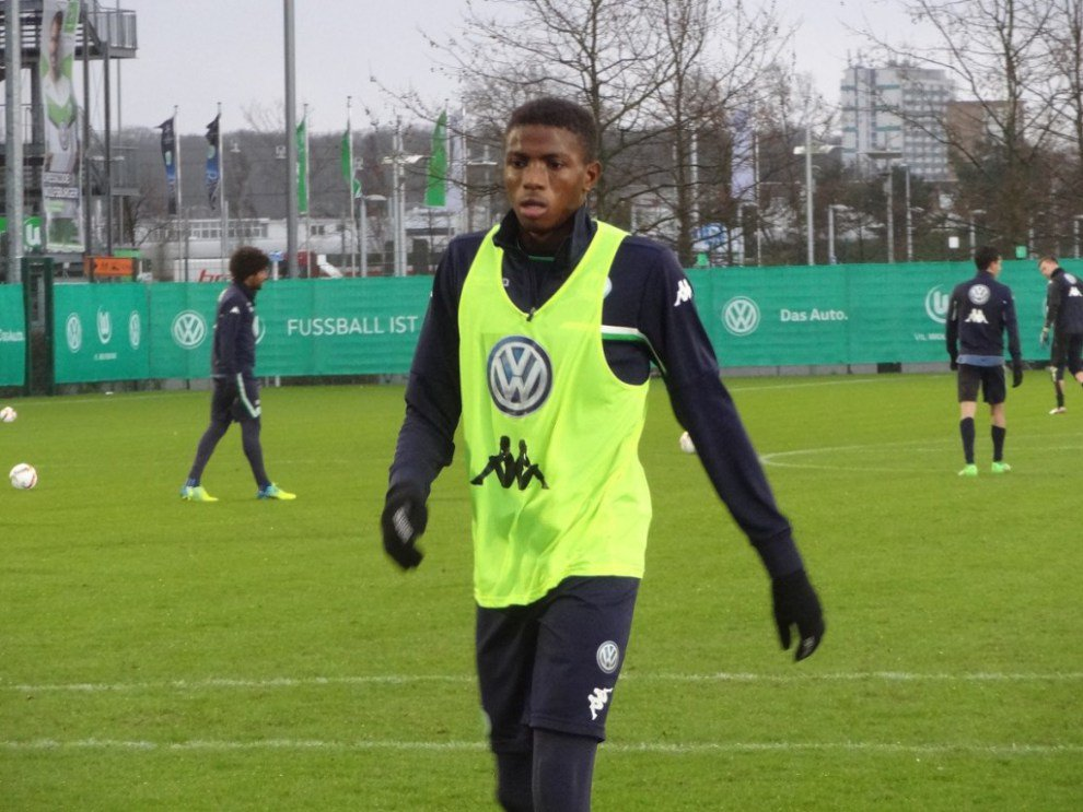 Osimhen relieved to make Wolfsburg debut