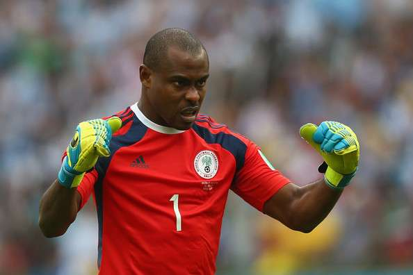 Rohr will decide Enyeama Eagles' comeback -NFF