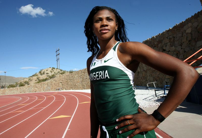 Okagbare, Amusan arrive in Nigeria for Warri Relays