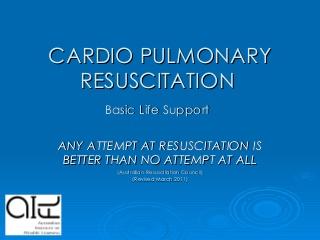AMBSAM foundation creates Cardiopulmonary resuscitation training centre in Epe